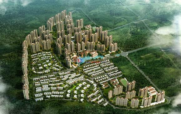 杭州雅居乐二期、三期